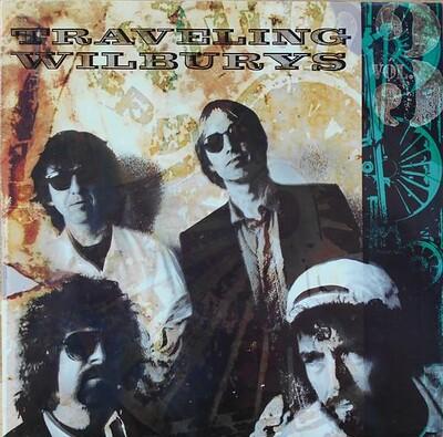 TRAVELING WILBURYS - VOL. 3 German pressing (LP)