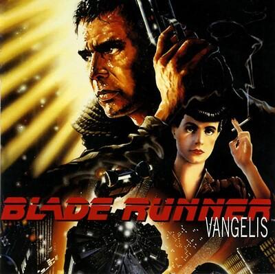VANGELIS - BLADE RUNNER Original Soundtrack, 180g deluxe. (LP)