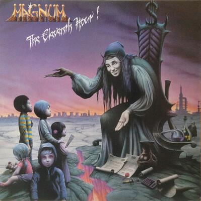 MAGNUM - THE ELEVENTH HOUR! (LP)