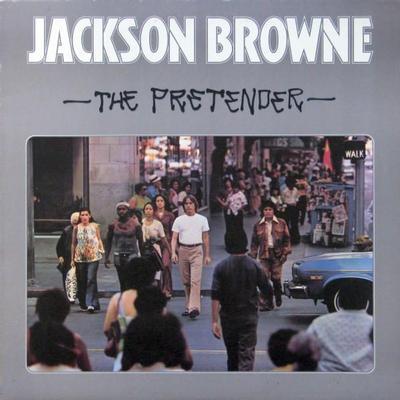 BROWNE, JACKSON - THE PRETENDER Canadian pressing (LP)