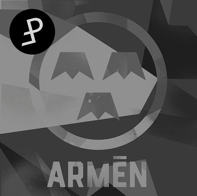 POUPPÉE FABRIKK - ARMEN Black vinyl Limited to 300 copies (LP)