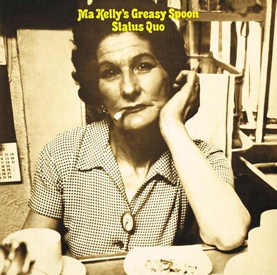 STATUS QUO - MA KELLY´S GREASY SPOON (LP)