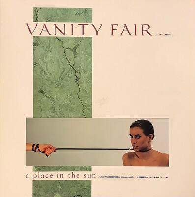 VANITY FAIR - A PLACE IN THE SUN Swedish original, (LP)