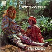 CAMPBELL, JIMMY - HALF BAKED U.S. original Vertigo swirl, gatefold sleeve (LP)