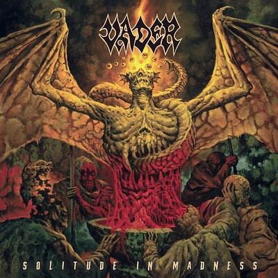 VADER - SOLITUDE IN MADNESS (LP)