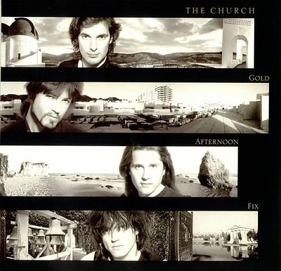 CHURCH, THE - GOLD AFTERNOON FIX Gold/black marbled 180g vinyl, Numbered 2000x (LP)