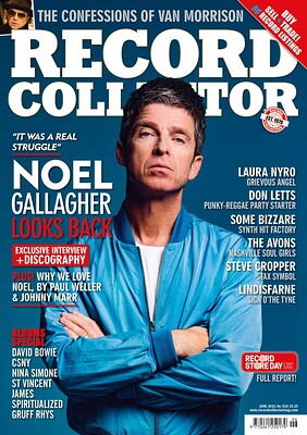 RECORD COLLECTOR MAGAZINE - No 519 June 2021 incl. Noel Gallagher, Oasis, Van Morrison, Some Bizarre Records. Don Letts etc. (MAG)