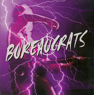 BUREAUCRATS, THE - BUREAUCRATS Rare Self Released Album (LP)