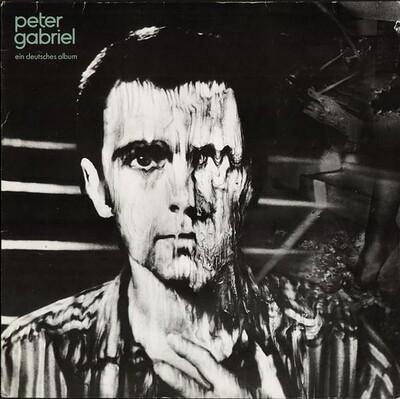 GABRIEL, PETER - EIN DEUTSCHES ALBUM German 1980 album (LP)