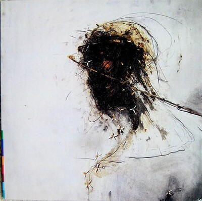GABRIEL, PETER - PASSION Double album, Scarce U.S. original (2LP)