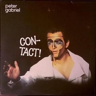 GABRIEL, PETER - CON-TACT! Autumn 1983 tour recordings, triple album (3LP)