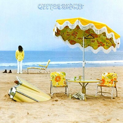 YOUNG, NEIL - ON THE BEACH Reissue of 1974 album (LP)