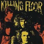 KILLING FLOOR - S/T (LP)