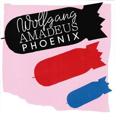 PHOENIX - WOLFGANG AMADEUS PHOENIX (LP)