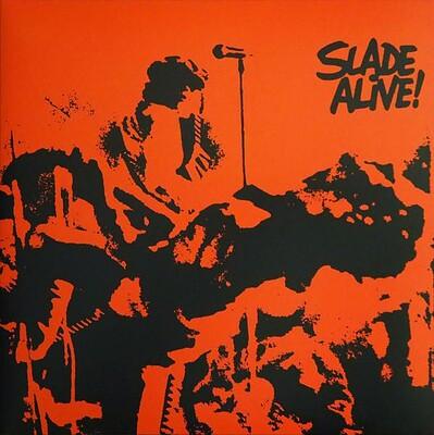 SLADE - SLADE ALIVE 45th Anniversary Ed. (LP)