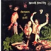 HARSH REALITY - HEAVEN & HELL 180g deluxe reissue. (LP)
