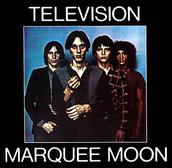 TELEVISION - MARQUEE MOON 180g (LP)