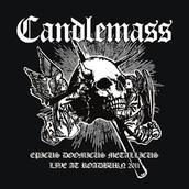 CANDLEMASS - EPICUS DOOMICUS METALLICUS - LIVE AT ROADBURN (BLACK VINYL), 400 copies (2LP)