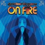 SPIRITUAL BEGGARS - ON FIRE 2015 remastered LP+CD, blue vinyl (LP)