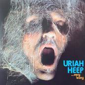 URIAH HEEP - ...VERY 'EAVY..VERY UMBLE Re. in gatefold sleeve, 180 gram (LP)