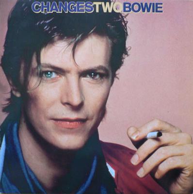 BOWIE, DAVID - CHANGESTWOBOWIE UK pressing (LP)