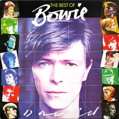 BOWIE, DAVID - THE BEST OF BOWIE Swedish pressing (LP)