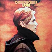 BOWIE, DAVID - LOW UK original, with insert (LP)