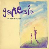 GENESIS - WE CAN''T DANCE UK Pressing (2LP)