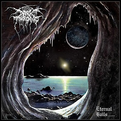 DARKTHRONE - ETERNAL HAILS black vinyl (LP)