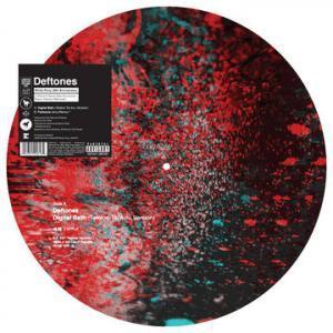 "DEFTONES - DIGITAL BATH Picture Disc, RSD21 release (12"")"