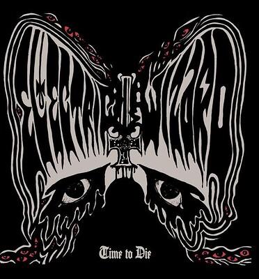 ELECTRIC WIZARD - TIME TO DIE Aztekea Green vinyl, RSD21 double LP+Poster (2LP)