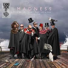 MADNESS - I DO LIKE TO BE B-SIDE THE A-SIDE VOLUME TWO 180g RSD21 release, B-sides collection (LP)