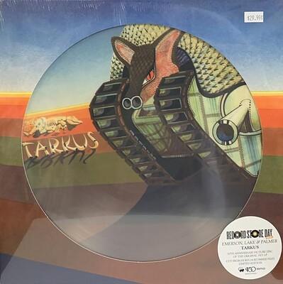 EMERSON, LAKE & PALMER - TARKUS Picture Disc, RSD21 (LP)