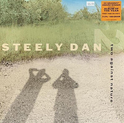 STEELY DAN - TWO AGAINST NATURE 180g RSD21 release, (2LP)