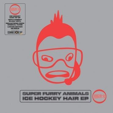 "SUPER FURRY ANIMALS - ICE HOCKEY HAIR EP RSD21 180g reissue, remastered (12"")"
