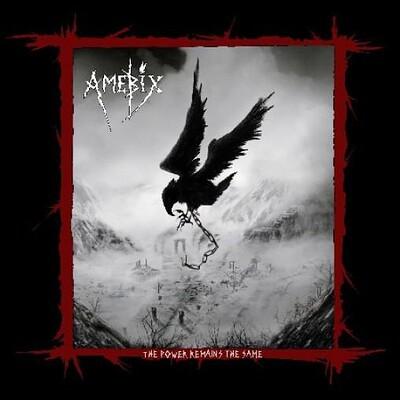 AMEBIX - THE POWER REMAINS THE SAME LP+DVD (LP)