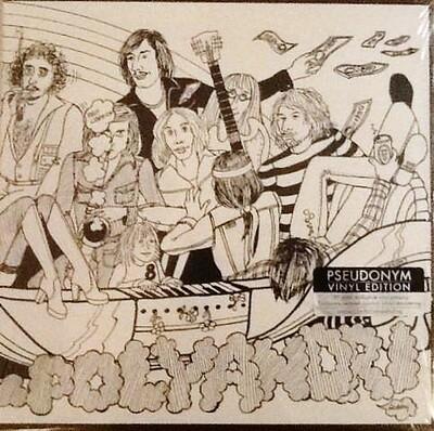 GROUP 1850 - POLYANDRI 180g reissue of 1975 LP (LP)