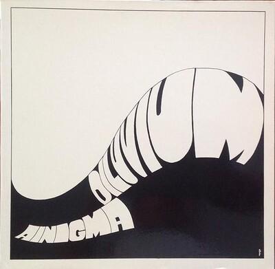 AINIGMA - DILUVIUM Reissue of 1973 album (LP)