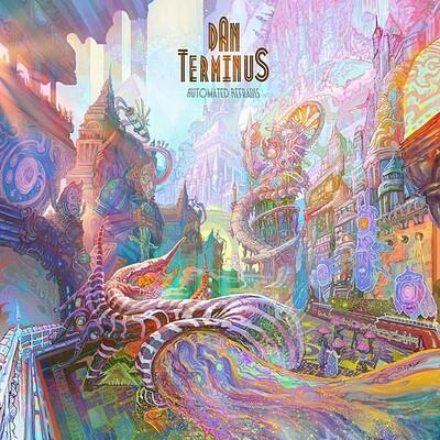 DAN TERMINUS - AUTOMATED REFRAINS 2017 Album (2LP)