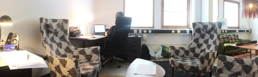 Kaxig Backemarks kontorshotell