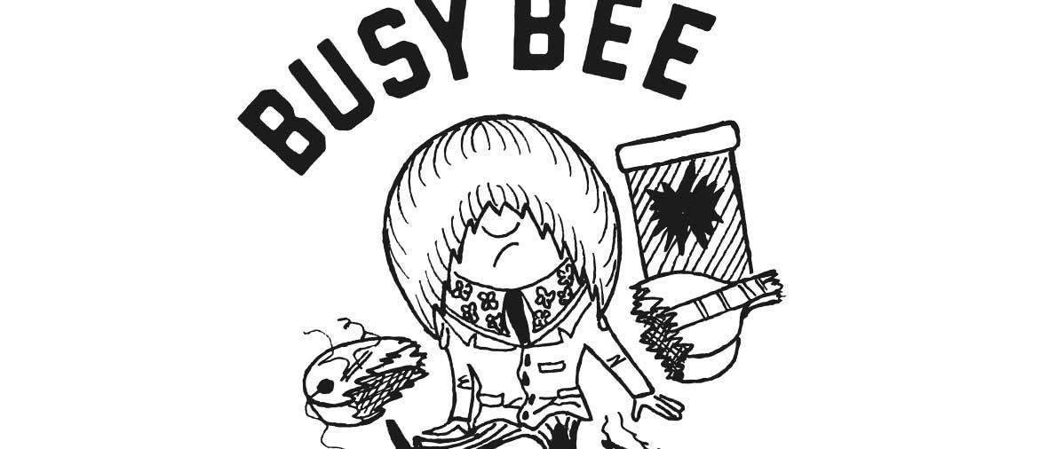 Busy Bee Production ny web från Kaxig AB