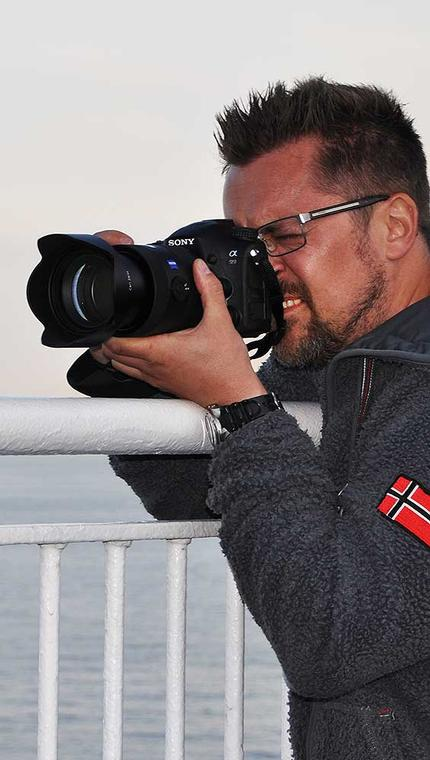 Fotografering Joachim Holmberg
