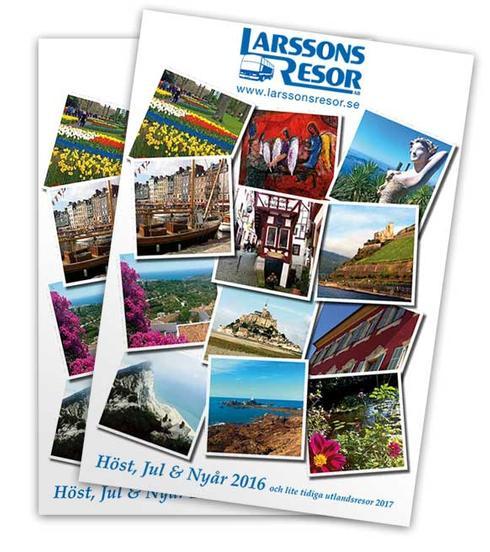 Larssons resor katalog 2016-17