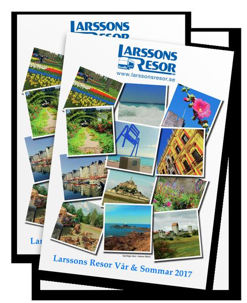Larssons Resor 2017