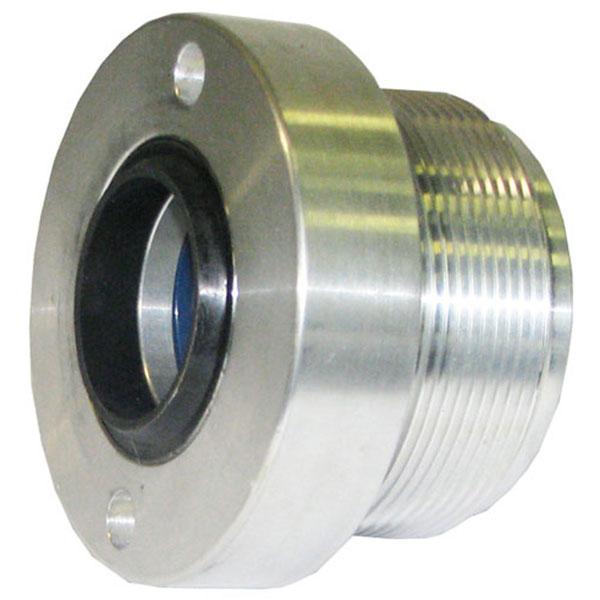 Cylinderhead single acting Ø35-60mm HACO