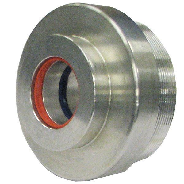 Cylinderhead single acting Ø40-90mm HACO