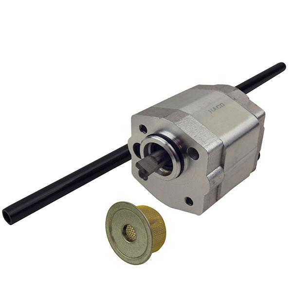 Pump 2,0cc W3B1/L-type HACO