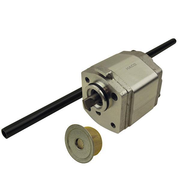 Pump 1,2cc W3B1/R-type HACO