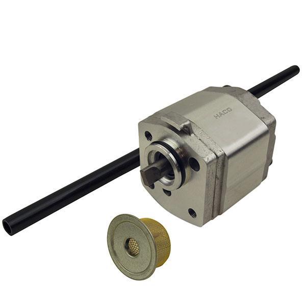 Pump 2,5cc W3B1/R-type HACO