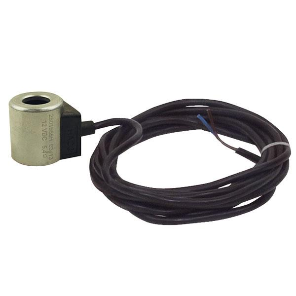 Magnet 12V wire Längd 5,5m HACO